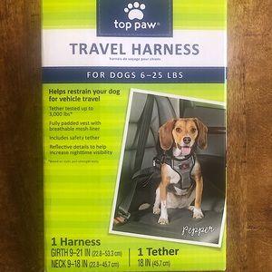 TOP PAW 🐾 Travel Harness NIB